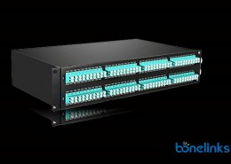 2u om3 mtp patchpanel BMOP2274 260x185 - Fiber Optic ABS Splitter with Low Insertion Loss SCAPC Connectors BS-F224