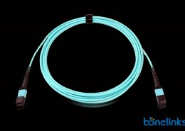 A type 24 cores MTP Male to MTP F BMTM0563 260x185 - MTP Female OM3 40/100GBASE 12 Fiber Optics Trunk Cable BD-F512