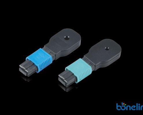mpo loopback bmlk5697 495x400 - MTP/MPO Male 24 Ribbon Fiber Loopback Tester BD-C042