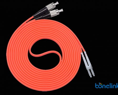 FC to LC MM DX LSZH BW P606 495x400 - Fibre Optics Patch Cord FC to FC Singlemode Simplex PVC BW-P603