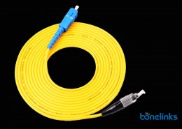 FC to SC SM SX OFNR BW P601 260x185 - All Dieletric Central Tube Fiber Optics Cable GYFXY BW-O756