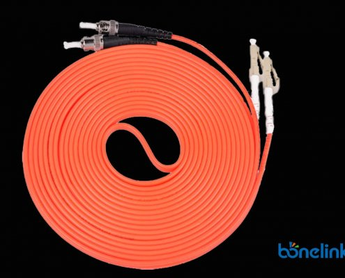 LC to ST MM DX OFNP BW P686 495x400 - Optical Fiber Patch Cords LC to SC Singlemode Simplex PVC BW-P654