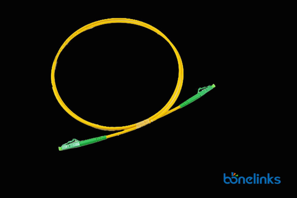 LCAPC to LCAPC SM SX PVC BW P633 - Optical Fiber Patch Cable LCAPC to LCAPC Singlemode Simplex PVC BW-P633