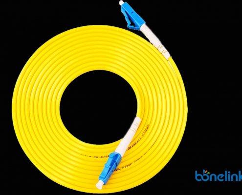 LCPC to LCPC SM SX PVC BW P696 495x400 - Optical Fiber Patch Cords LC to SC Singlemode Simplex PVC BW-P654