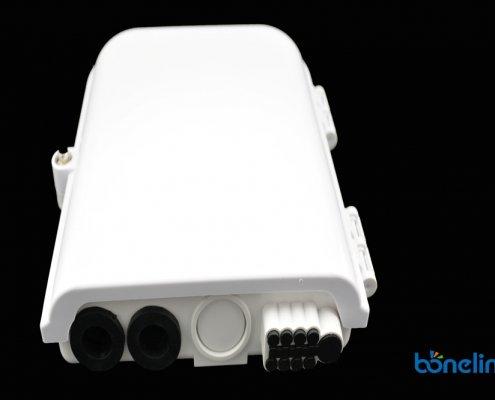 ODF 2 In 8 Out Optical Fiber Distribution Box BW A517 495x400 - Wall Mount SC Ports Fiber Optics Faceplate BW-A510