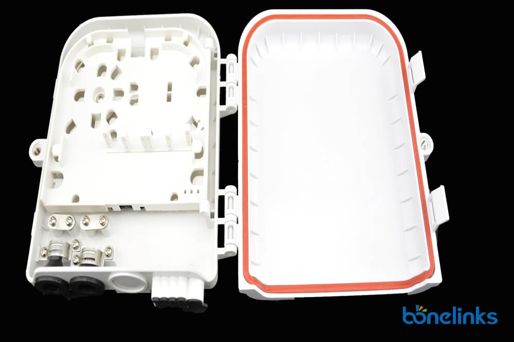 ODF 2 In 8 Out Optical Fiber Distribution Box BW A518 - ODF 2 In 8 Out FTTH Optical Fiber Distribution Box BW-A518