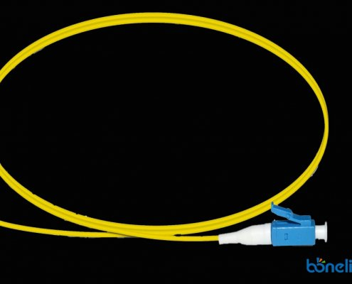 SC Pigtial PVD BW P720 495x400 - Optical Fiber Patch Cords LC to SC Singlemode Simplex PVC BW-P654