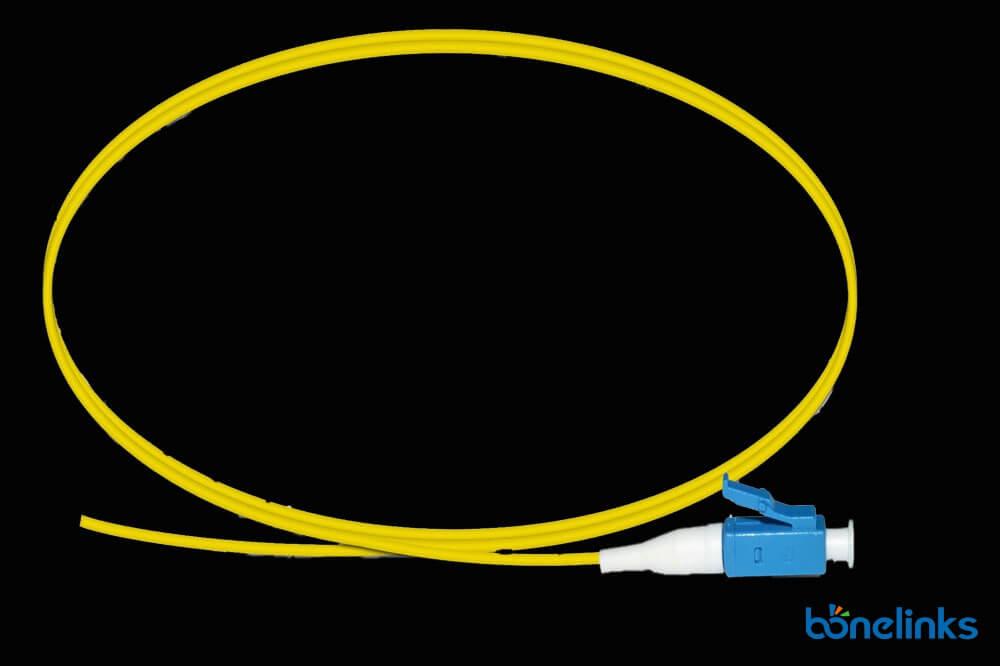 SC Pigtial PVD BW P720 - Fiber Optical Pigtail SC Singlemode PVC Yellow BW-P720