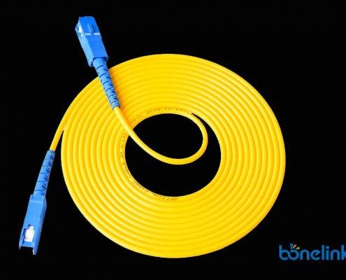 SC to SC SM SX PVC BW P660 495x400 - Optical Fiber Patch Cords LC to SC Singlemode Simplex PVC BW-P654