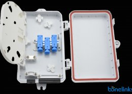 Water Proof Splicing Closure with Splicing Tray BW A537 260x185 - Optical Fibre Pigtail LCAPC PVC Yellow BW-P710