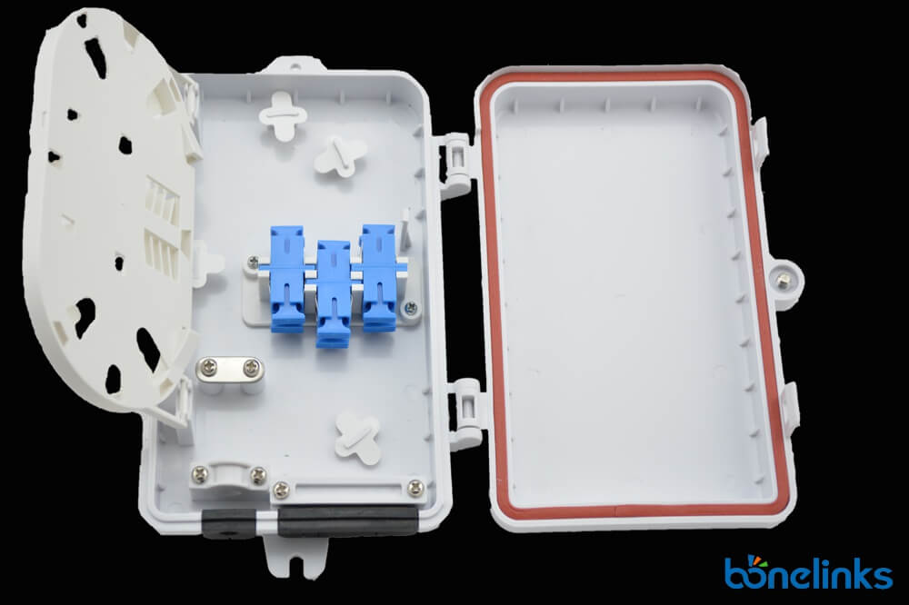 Water Proof Splicing Closure with Splicing Tray BW A537 - ODF 12 Cores Water Proof Splicing Terminal Closure BW-A537