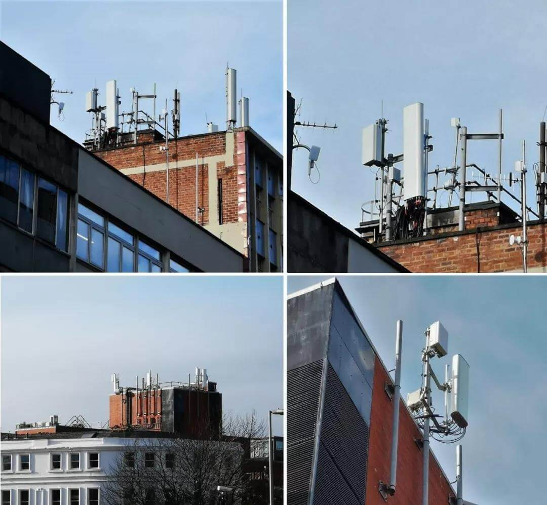 5G AAU - Brief History of Base Station