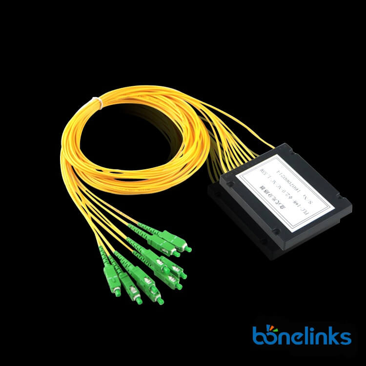 Fiber Optic Singlemode Splitter for FTTH BS F225 - Fiber Optic Singlemode Splitter for FTTH BS-F225